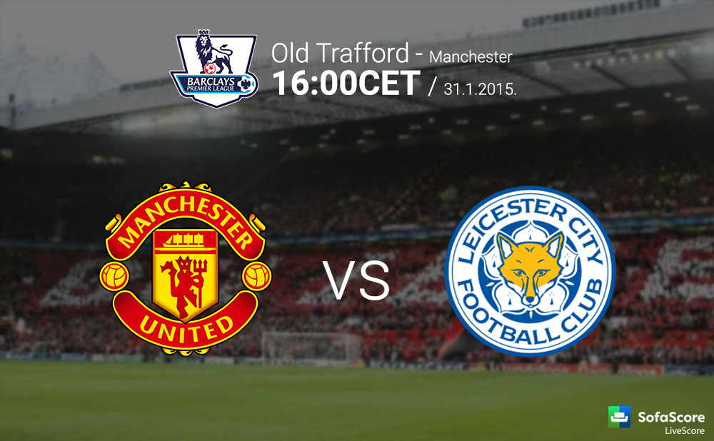 Prediksi Manchester United vs Leicester City 01 May 2016